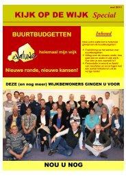 05_Kijk op de Wijk Special, mei 2011 .pdf - de Valuwe