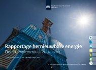 Rapportage hernieuwbare energie 2013.pdf#7266 RVO Jaarbericht 01-DEF.indd: