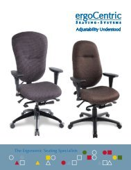 The Ergonomic Seating Specialists - Stor Office Furniture
