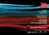 Venice Biennale Education Kit - Museum of Contemporary Art