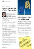 La parole à Guy Le Joly, DRH - Page 6