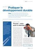 La parole à Guy Le Joly, DRH - Page 7