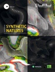 SYNTHETIC NATURES - Universidad Adolfo Ibañez