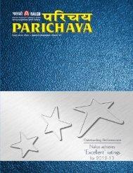 Parichaya - National Aluminium Company Ltd.