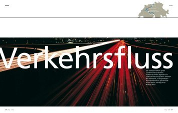Der Strassenverkehr gerät zunehmend ins Stocken ... - Signal AG