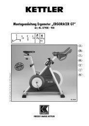 ERGORACER GT - Fahrrad Kaiser Gmbh