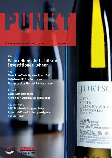 """Punkt"" Ausgabe 41 - Bluhm Systeme GmbH"