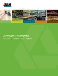 abm industries incorporated corporate ... - SocialFunds.com