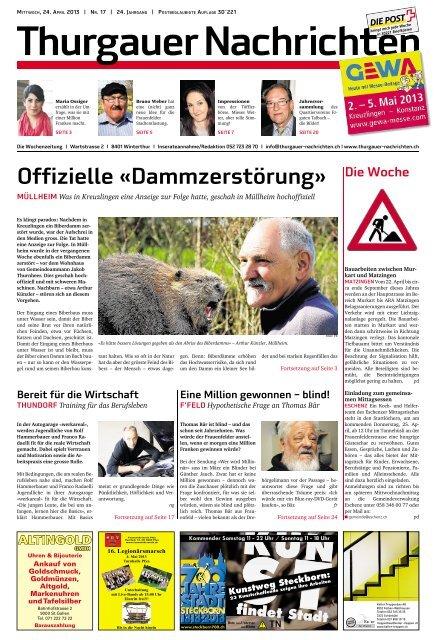 Da stinkt fast nichts zum Himmel - Zehnder Print AG
