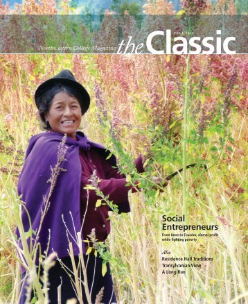 theClassic Social Entrepreneurs - Northwestern College