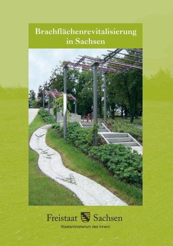 Brachflächenrevitalisierung in Sachsen