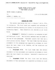 Case 2:11-or-00080-JES-SPC Document 147 Filed 01/07/13 Page 1 ...