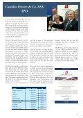 Camillo Eitzen Hits the Bourse - Eitzen group - Page 3