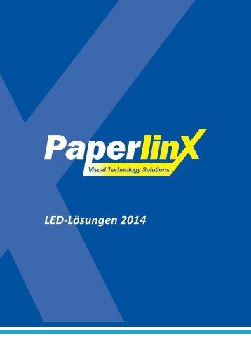 Paperlinx LED-Lösungen 2014/2015