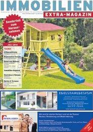 IMMOBILIEN Magazin Juli 2014