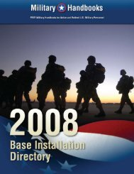 2008 Base Installation Directory - Brooke Army Medical Center ...