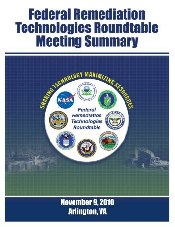 Download - Federal Remediation Technologies Roundtable