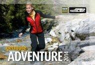 James & Nicholson - Trecking and Adventure 2014