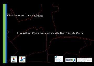 Présentation ATU Bionne Sainte-Marie du 29 mars - Ville de Saint ...