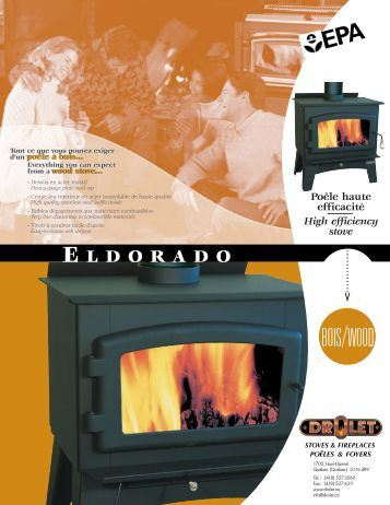 E LDORADO - At Andiron Fireplace Shop