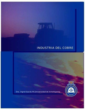 INDUSTRIA DEL COBRE - Universidad de Antofagasta