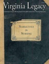 SPRING 2007 - School of Nursing - University of Virginia