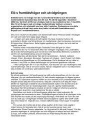 Publicerad i Regeringskansliets Årsbok 2002. - neij.se