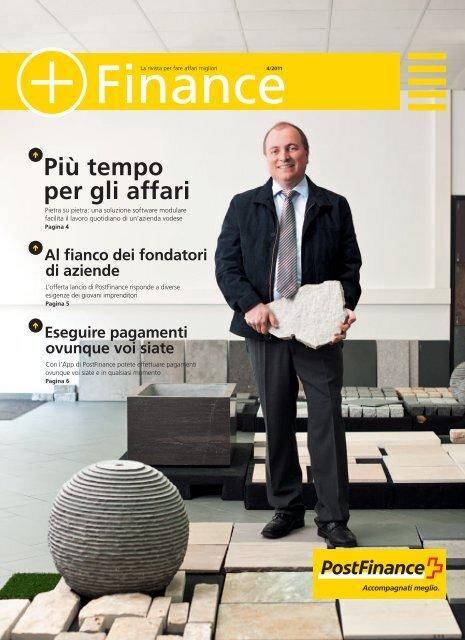 Plusfinance - Edizione 4/2011