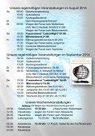Gemeindebrief 2014 August September - Seite 6
