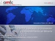 Presentación Enrique Rubio, Director (s)