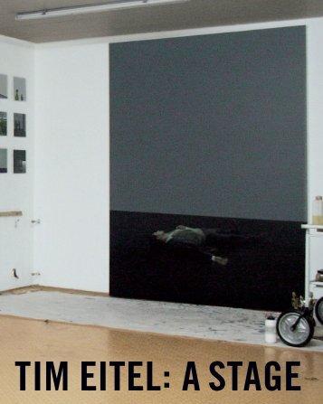 Der Putzmann im Bildgefüge - Galerie EIGEN+ART