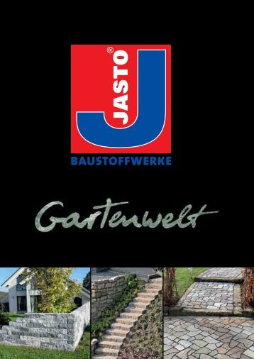 0 26 25 96 36-60 · Fax: 0 26 25 96 36 -70 E-Mail: info@jasto.de