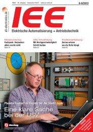 PDF-Ausgabe herunterladen (28.6 MB) - IEE