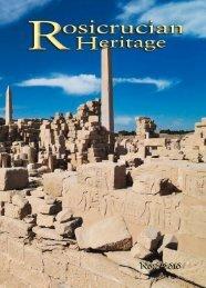 Rosicrucian Heritage Magazine - 2010-09 - AMORC