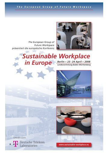 Sustainable Workplace in Europe