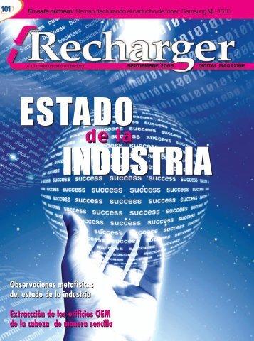 La industria se esta consolidando; Lo estaremos viendo cada vez ...