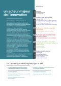 Rapport annuel 2006 - Inpi - Page 2