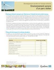 Environnement sonore d'un parc éolien (PDF)