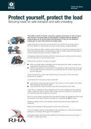 Safe Loads.pdf - Road Haulage Association