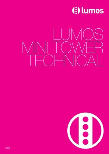 Download: LUMOS Mini Tower