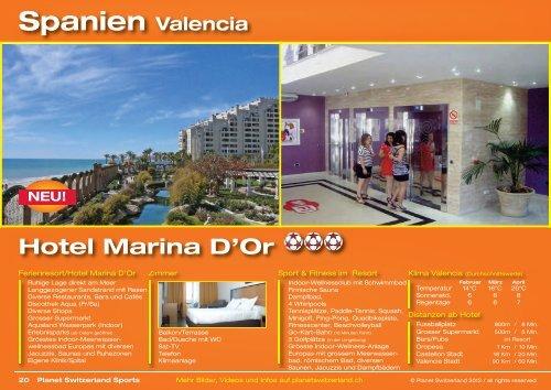 Spanien Valencia - Planet Switzerland