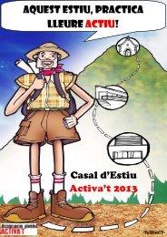 Presentació pdf Casal AMPA Pla de les Vinyes - Ajuntament de ...