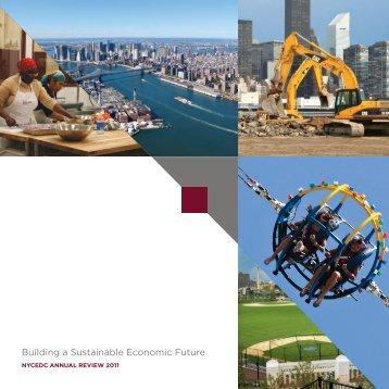 NYCEDC 2011 Annual Report