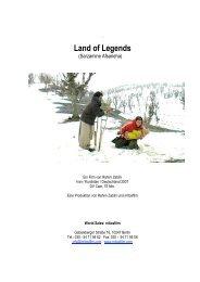 Land of Legends - Locarno Film Festival