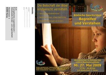 Download Flyer als PDF - EvA