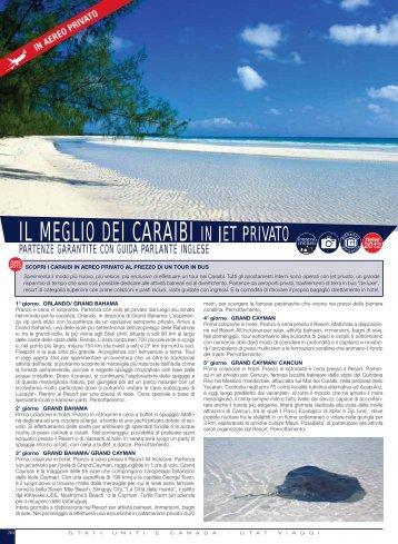 Il Meglio dei Caraibi in jet privato - NOVITA - Utat Viaggi