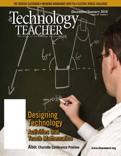 December/January - Vol 69, No. 4 - International Technology and ...
