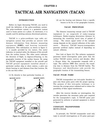 TACTICAL AIR NAVIGATION (TACAN) - GlobalSecurity.org