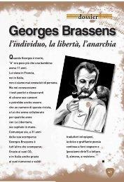 Brassens - Omaggio a Fabrizio De André