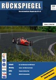Der Schrankenwärter Stefan Hartmann - Virtual Racing eV